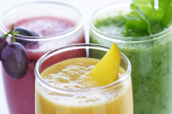 smoothie recipes for smooth skin