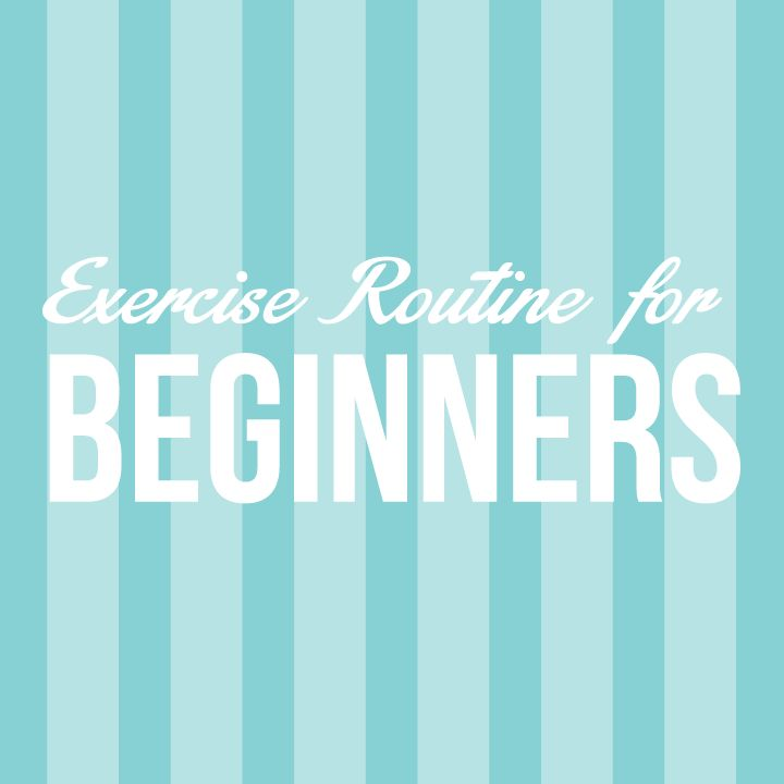Fry Sauce & Grits: Exercise Routine for Beginners from the amazing Diana from Livy Loves to Run