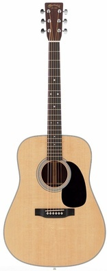 Hard to beat Martin guitars