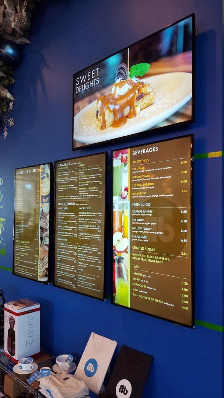 Barbazzar Digital Menu Boards                                                                                                                                                                                 More