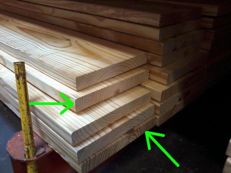 How to Pick Wood at the Lumberyard | The Literary Workshop Blog