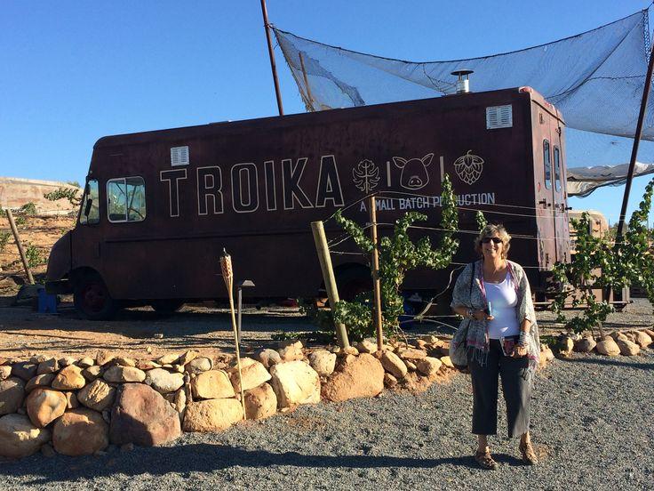 gourmet food truck at Vena Cava