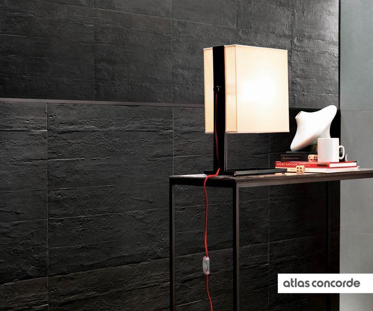 #EVOLVE moka | #Textured | #AtlasConcorde | #Tiles | #Ceramic | #PorcelainTiles