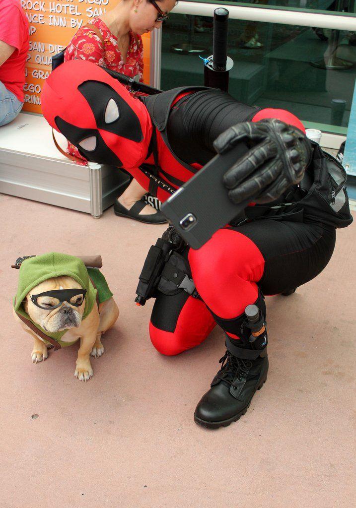 Green Arrow and Deadpool