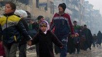 """Krieg in Syrien: """"Das ist unser letztes SOS"""" - SPIEGEL ONLINE - Nachrichten - Politik"""