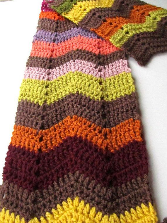 17 Best images about Virkatut huivit on Pinterest Free pattern, Crochet sca...