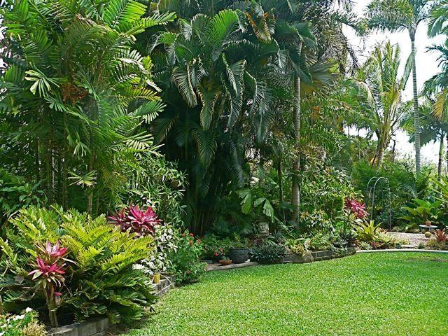 Modern Tropical Garden Design Ideas Garden Shed Designs