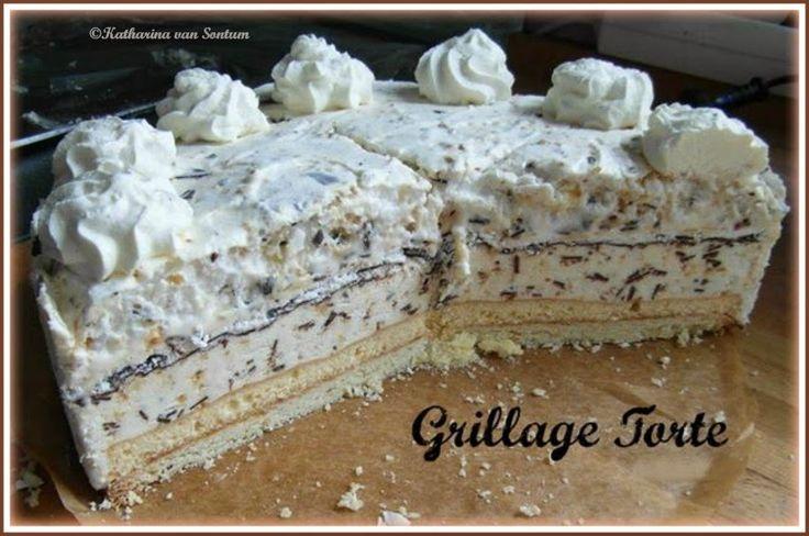 die am Niederrhein und im Rheinland mitunter recht bekannte Grillage-Torte habe ich schon in meiner Kindheit kennengelernt. Sie gab es imm...