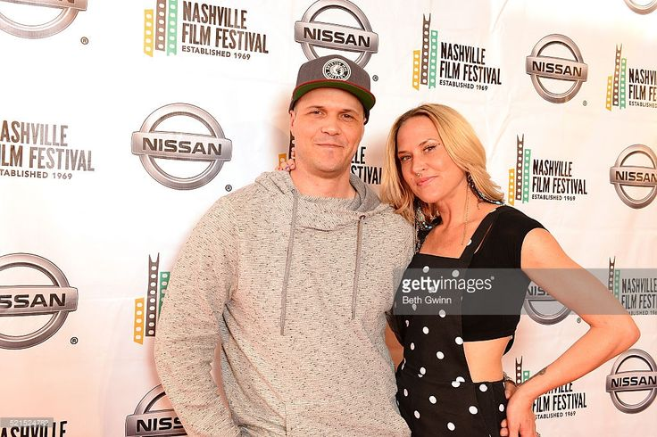 Jake Oelman and Alixcia Oelman attends the 2016 Nashville Film Festival at Regal Green Hills on April 15, 2016 in Nashville, Tennessee.