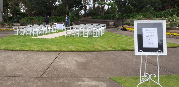 Outdoor ceremony hire Auburn Botanical Gardens 1.jpg