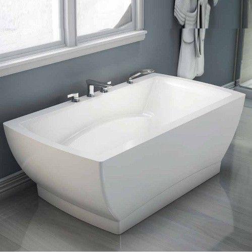 Believe Freestanding Soaking Tub Price: $2,313.75