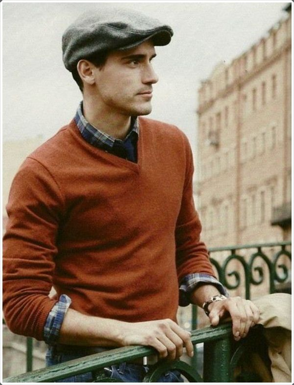 100 Perfect for Any Outfit Flat Caps for Men  778c2cfcb25
