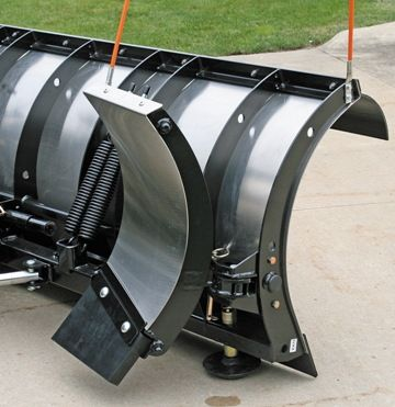 SnowDogg Plows for Pickups | SnowDogg Plow Wing Extensions