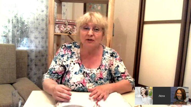 «От КАНТРИ до ВИНТАЖА одним движением кисти» Галина Вакула