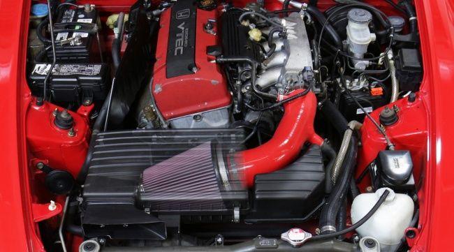 Hps Blue Silicone Air Intake 00 03 Honda S2000 Ap1 2 0l