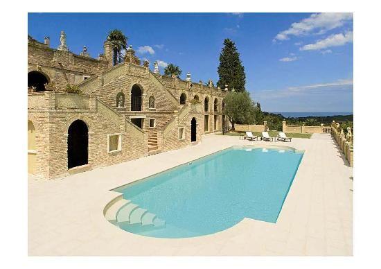 Hotel Villa Cattani Stuart Pesaro