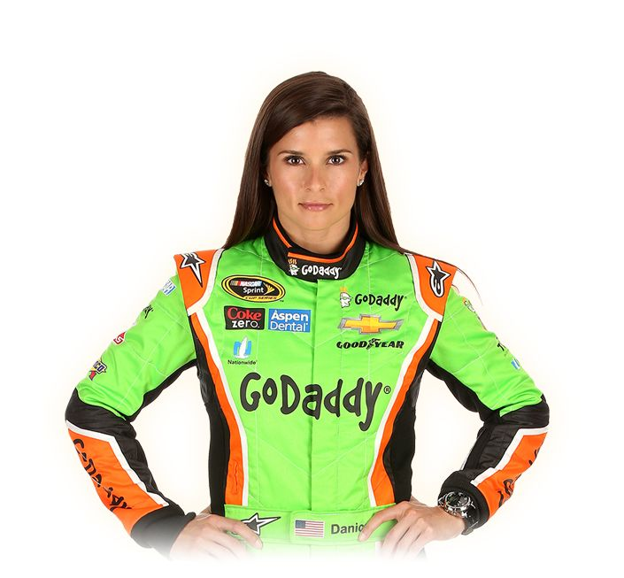 """Acceleration Nation: Danica Patrick -- Hometown: Roscoe, IL Height: 5' 2"""" 100 lbs. Began Racing: Age 10"""