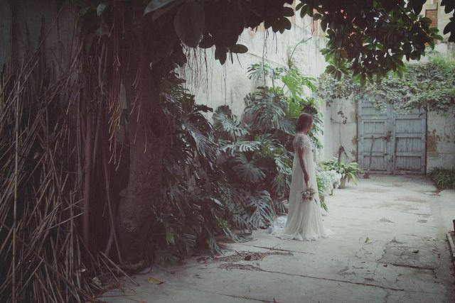 novia patio