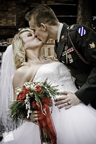 In A Lot Of Ways, An Army Wedding Is Not All That Different From A