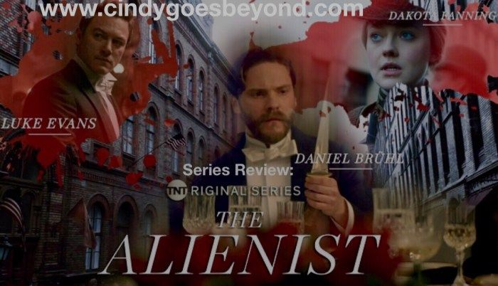 Series Review: The Alienist – Cindy Goes Beyond