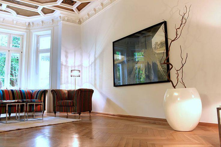 Musterwohnung in san. Altbau-Villa in Leipzig (von wohnhelden Home Staging)