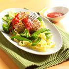 Gegrilde tonijn met paprikasaus - recept - okoko recepten