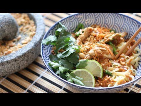 Recept | vegan noodles met 'kip' - Beautylab.nl