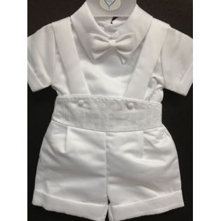 Angel Baby Boy Tuxedo /Christening Baptism Outfit /XS/S/M/L/XL/0-3M/3-6M/6-12M/12-18M/18-24M/XSMALL/SMALL/MEDIUM/LARGE/X LARGE/b2112 at Sears.com