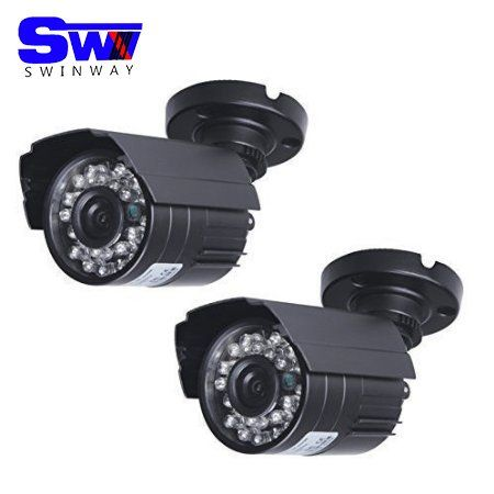 Swinway Pack of 2 CCTV Security Camera 1200TVL Outdoor Night Vision Bullet Camera for Home Surveillance Came No description (Barcode EAN = 0703546493229). http://www.comparestoreprices.co.uk/december-2016-6/swinway-pack-of-2-cctv-security-camera-1200tvl-outdoor-night-vision-bullet-camera-for-home-surveillance-came.asp