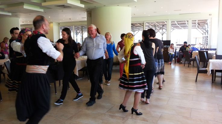 #Greek Orthodox #Easter at Avra Beach Resort #Hotel & #Bungalows. #Traditional #food, #music and #dance!