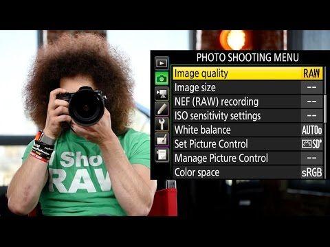 Nikon D500 How To Photography Tutorial