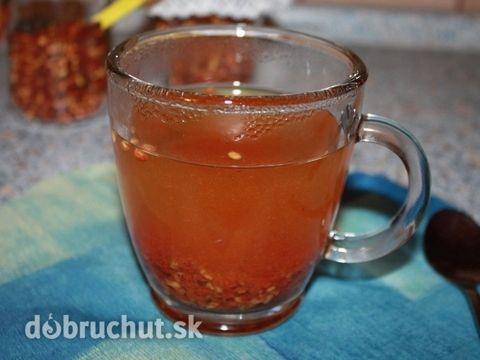 Fotorecept: Domácí šípkový čaj