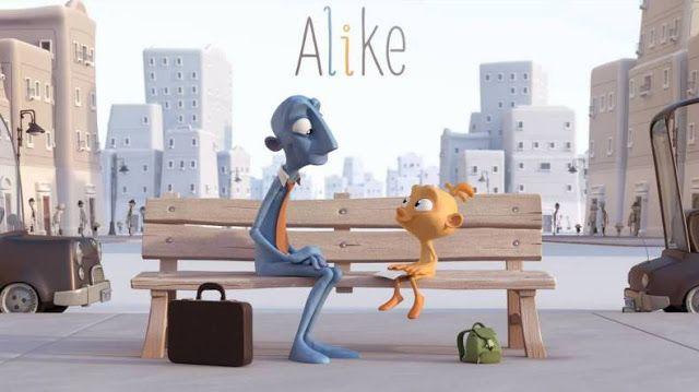 'Alike', uno de los mejores cortos de la animación 3D española