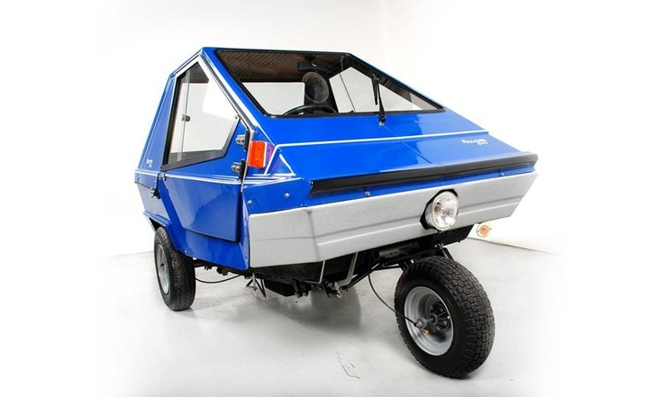 The 1976 Autozodiaco All-Cars Charly is your weird car moment of zen    Read more: http://www.autoweek.com/article/20121227/carnews01/121229937#ixzz2IAfQuL00