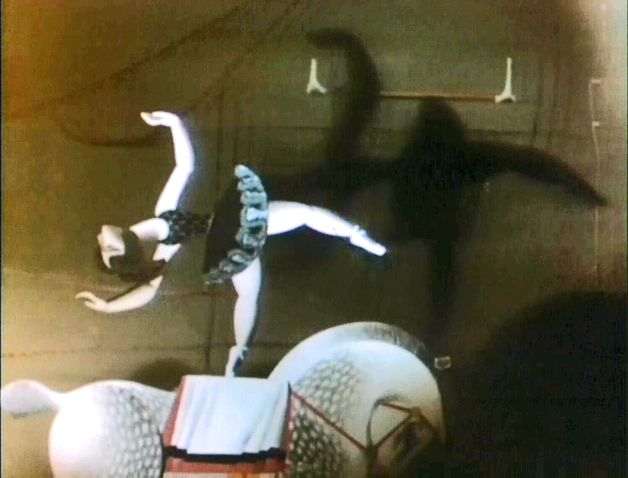 Jiri Trnka's Circus Animation