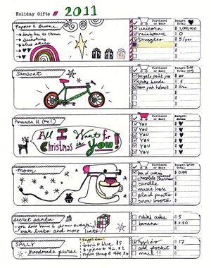 DIY planner templates