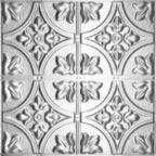 Queen Victoria - Aluminum Ceiling Tile - #1204 - Traditional - Ceiling Tile - by Decorative Ceiling Tiles, Inc.