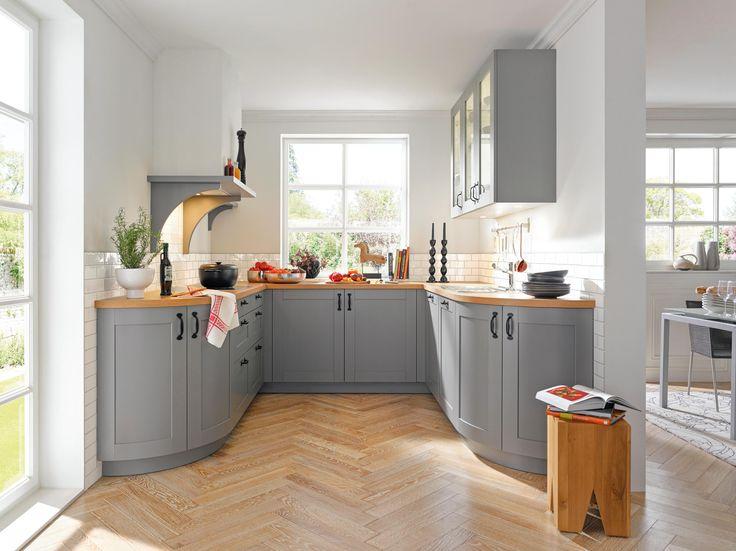 140 best Einbauküchen images on Pinterest - einbauküchen für kleine küchen