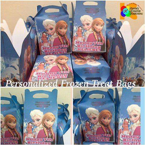 Frozen Treat Bags