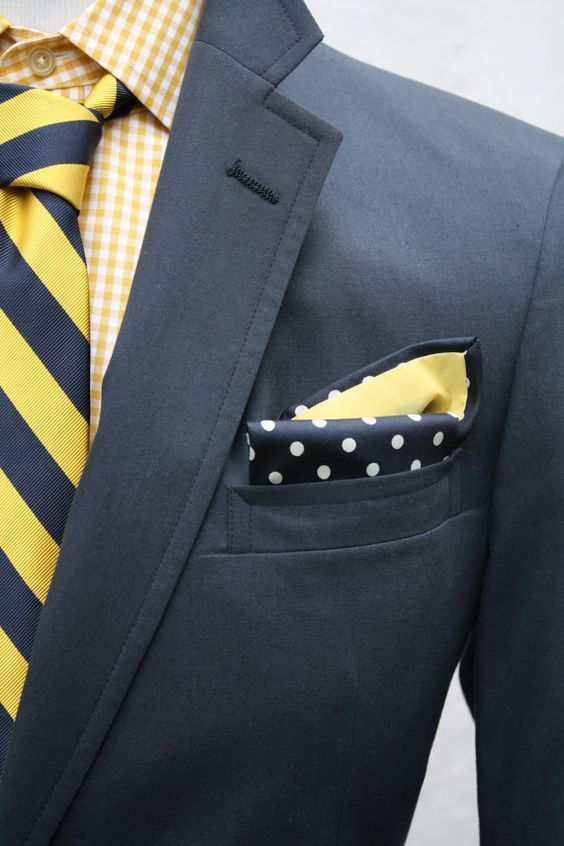 17 Ways to Elevate Your Pocket Squares!