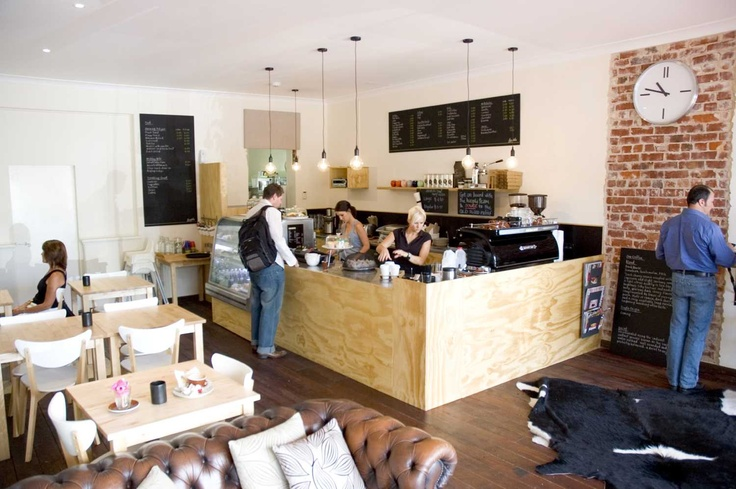 Bakery Café Coffee Shop Bar Coffee shop setup