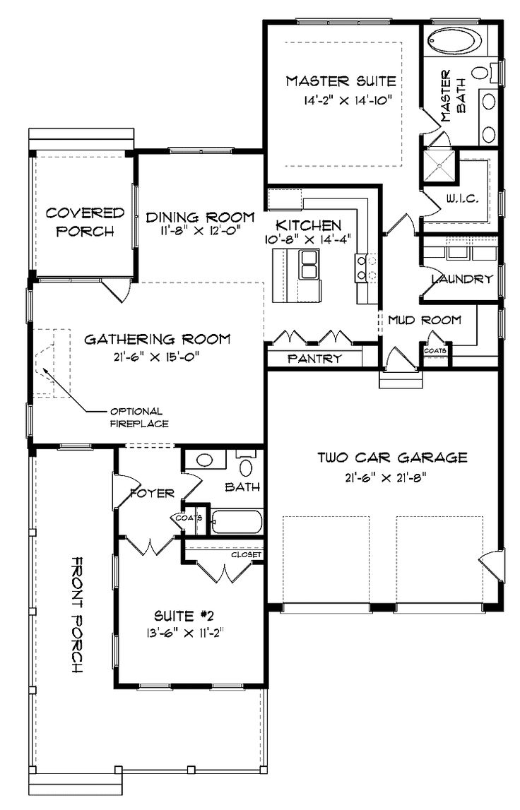 65 best house plans images on pinterest small house plans
