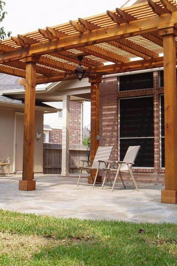 Fantastic Wood Gazebo Head To Our Report For Additional Choices Woodgazebo Backyard Pergola Pergola Ideas For Patio Curved Pergola