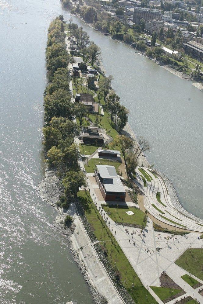 Budapest, Hungary / Waterfront Kopaszi Dam / T2.a Architects