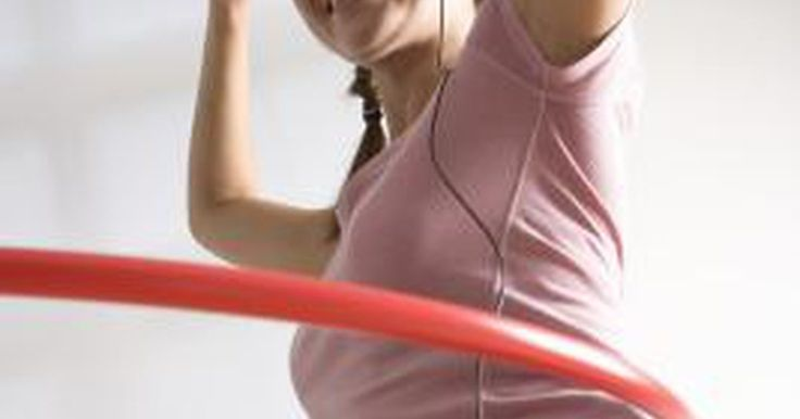 Working out with a weighted hula hoop can help tone the muscles in the arms, legs, back and abdominals. Because you have to keep your muscles tight in order to revolve the hoop around your hips, weighted hula hoops work your muscles harder than light-weight hula hoops. Besides improving strength, weighted hula hoop exercises can help increase...