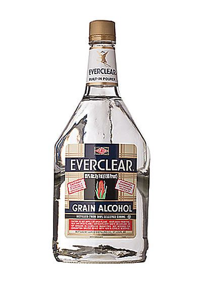 Everclear Grain Alcohol 190 Proof 1.75L - Liquor Barn
