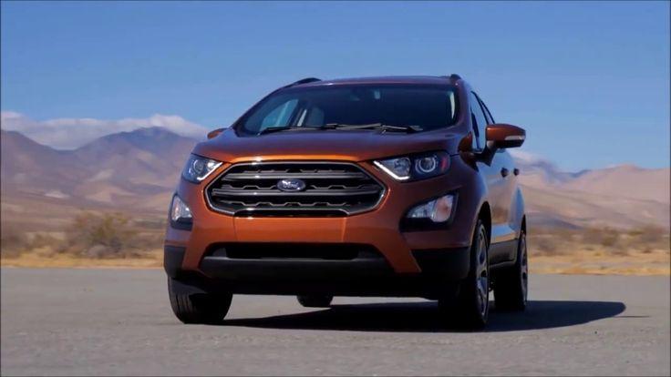 Ford ecosport 2017 India