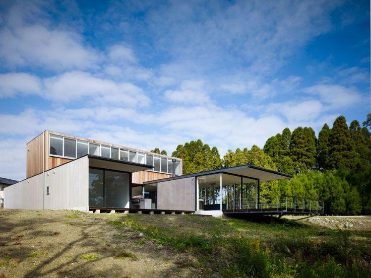 Riverside House by Keiji Ashizawa Design