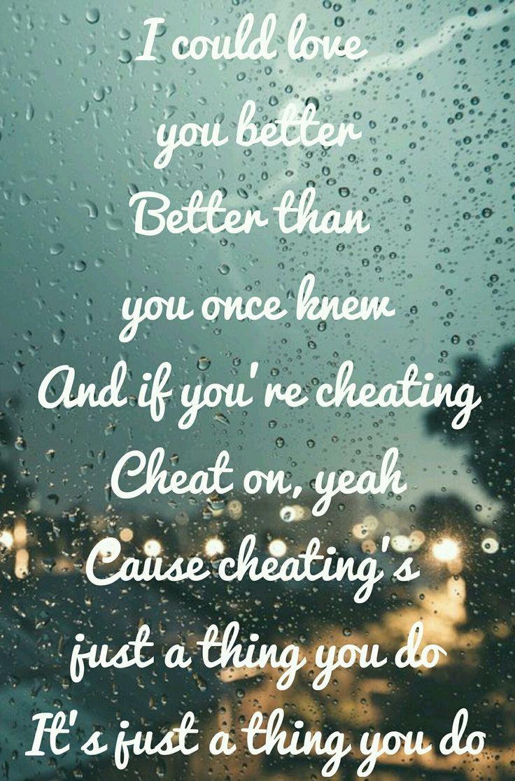 John Newman cheating