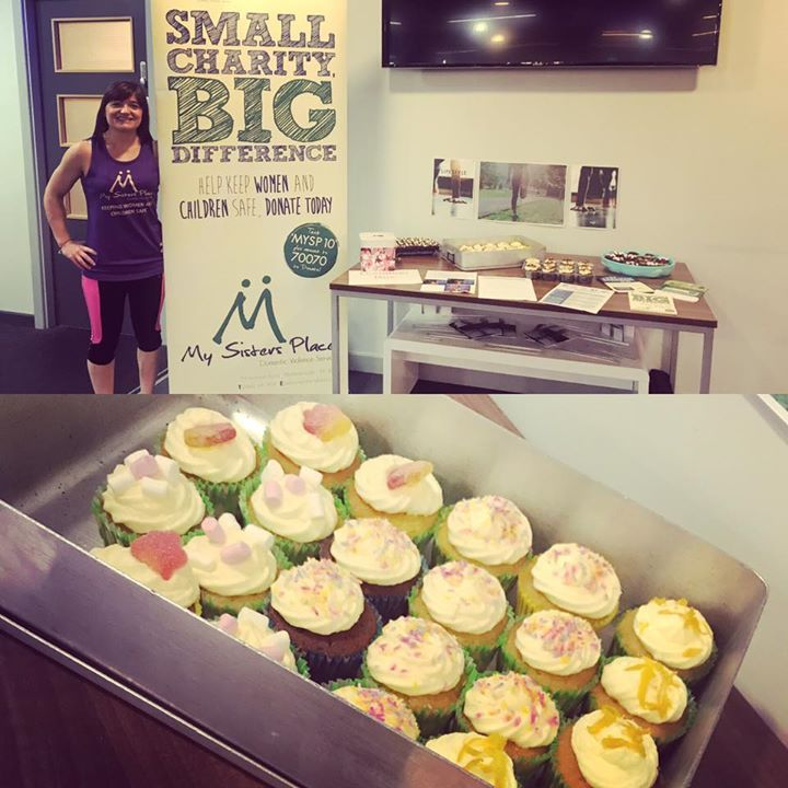 Pop down to our Middlesbrough club, enjoy our Cake Sale and help raise money for charity! #womensprintedleggings
